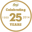 25th Anniversary of HAS